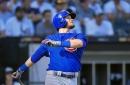 Minor League Wrap: Ian Happ, Adbert Alzolay power I-Cubs to doubleheader sweep