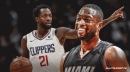 Heat legend Dwyane Wade says Clippers guard Patrick Beverley's All-Defense Team snub is 'disrespectful and sad'