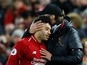 Alex Oxlade-Chamberlain hoping to play part in