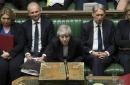 Theresa May se reúne con aliados ante el final de su mandato