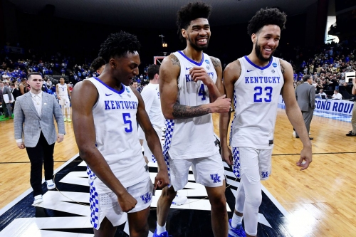 What's next for Kentucky after missing on Jaden McDaniels?