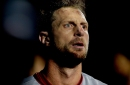 Washington Nationals' ace Max Scherzer tosses six scoreless in 6-1 loss to New York Mets...