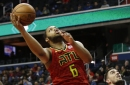 Omari Spellman and his pursuit of happiness