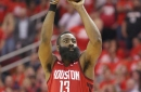 James Harden named to All-NBA 1st Team