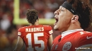 Patrick Mahomes says Chiefs never stop adding plays to their offense
