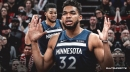 Timberwolves' Karl-Anthony Towns will miss out on about $32 million after failing to make All-NBA team