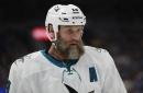 Sharks' Joe Thornton discusses his season, and his future