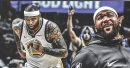 Warriors' DeMarcus Cousins thought quad injury 'was worse than what it was,' glad it wasn't as serious as it could have been