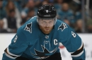 """Joe Pavelski discusses his season, and his future: """"Hopefully it's going to be here"""""""