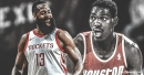 Rockets' James Harden joins Hakeem Olajuwon as only players in franchise history to earn 3 straight All-NBA First Team nods