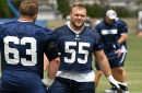 Brian Allen says 'redshirt' season set him on path to become Rams starting center