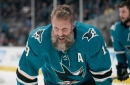 Exit Interviews: Thornton, Pavelski, Karlsson and Wilson talk about the future