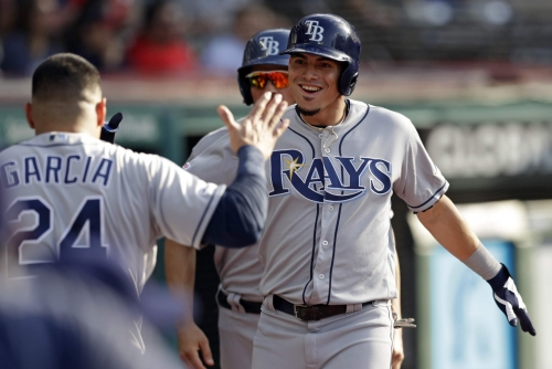 Marc Topkin's takeaways from Rays' 7-2 win Thursday against Indians