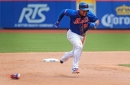Carlos Gomez steps up to play hero, steals show for depleted Mets