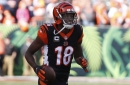 A.J. Green has sky-high expectations for Bengals offense