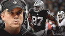 Saints' Sean Payton discusses early impressions of working with Jared Cook