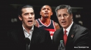 Washington interested in Blazers' Neil Olshey, Warriors' Larry Harris as next GM
