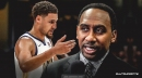 Stephen A. Smith: It's a 'disgrace' Klay Thompson didn't make All-NBA
