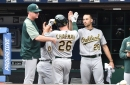 Down By the Bay—Mariners at Athletics Series Preview