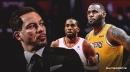 Chris Broussard says Raptors star Kawhi Leonard wouldn't be shook by LeBron James