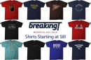 BreakingT Memorial Day Sale!