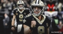 Saints QB Drew Brees trying to 'find that rhythm' with team's centers