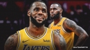 LeBron James chimes in on Lakers' latest signing