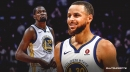 Stephen Curry says it will be 'easy' to work Kevin Durant back into Warriors' lineup