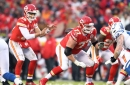 The dreams just keep getting bigger for Chiefs offensive lineman Andrew Wylie