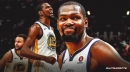 Kevin Durant says it's always been 'the Warriors and KD'