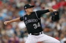 Rockies recall Jeff Hoffman from Triple-A to start homestand opener against Orioles