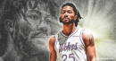 Timberwolves guard Derrick Rose became 1st NBA player since 1983 to score at least 917 points in less than 1,400 minutes this season