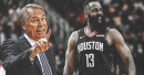 Rockets' Mike D'Antoni claims 'no one that had a better year' than James Harden after All-NBA selection