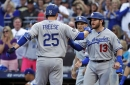 Dodgers rough up 'opener' on way to win over Pirates