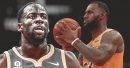 Warriors' Draymond Green admits not having Lakers' LeBron James in the playoffs is 'super weird'