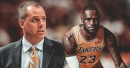 Frank Vogel explains what's different about Lakers' LeBron James now compared to previous years