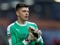 Nick Pope sets sights on regaining Burnley place