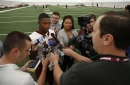 Rile'd Up Podcast: Kareem Copeland Gives The Inside Scoop on Day 1 of OTAs