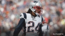 PFF grades Patriots' Stephon Gilmore as the NFL's top coverage cornerback