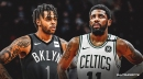 Some within Nets organization feel that D'Angelo Russell and Kyrie Irving would be good pairing