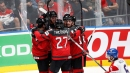 Canada beats Czech Republic to advance to gold-medal game at worlds