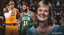 ESPN's Jackie MacMullan feels 'very strongly' that Kyrie Irving won't reunite with LeBron James on Lakers