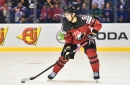 Troy Stecher sets up opening goal, heads to gold medal game with Team Canada
