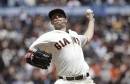 Andrew Suarez struggles as Giants drop fourth straight