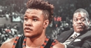 Bernard King shares his advice to Knicks rookie Kevin Knox