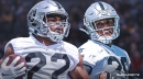 Raiders' Doug Martin ready to be a role model for rookie Josh Jacobs