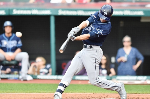 Rays 6, Cleveland 2: Lowe'd contact