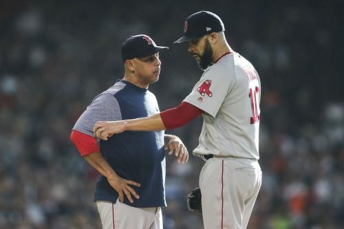 Daily Red Sox Links: David Price, Alex Cora, Mike Yastrzemski