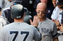 Yankees survive a host of misplays to defeat Royals, 6-5