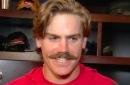 Washington Nationals' prospect James Bourque gets call; has amazing mustache...